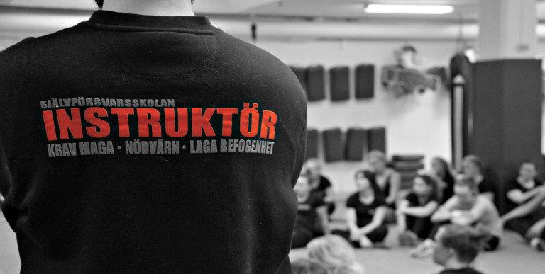 Bild för Självförsvarsskolan lär ut Krav Maga och erbjuder personlig träning